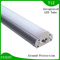 indoor use ground protection 180 degree T12 led tube light