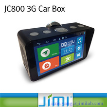 5 inch Android portable touchscreen gps multimedia navigation dvr Car DVD player with in car camera systems