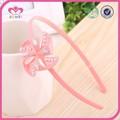 Hechos a mano de encargo pinwheel forma de lujo hairbands