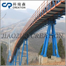 factory automation belt conveyor system from CREATION