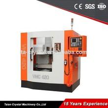 Small Training Type Cheap Cnc Milling Machine VM/VMC420
