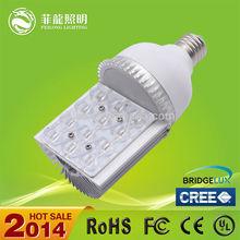 good price high quality birdgelux IP 44 2 years warranty 12 w led corn bulb light