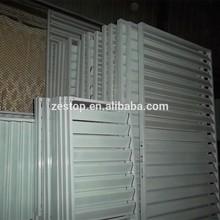 Generous fashion style aluminium louver security shutters