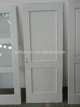 swing solid wooden door for rooms