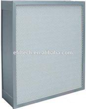 ULPA H11 H12 H14 U15 U16 U17 Cleanrooms Air Filter hepa filter for home air clean