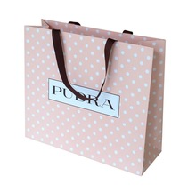 luxury paper shopping bag supplier