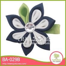 Beautiful flowers barrettes for kids