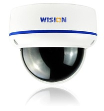 newest best seller remote view via Android or iphone fisheye IP security information systems security
