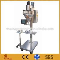 Semi-automatic Powder Filling Machine, Coffee Filling Machine, Milk Powder Filling Machine