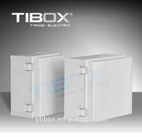 PC/ABS wall mounted plastic telecom box&optic fiber distribution box