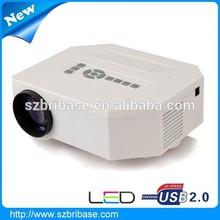 Mini home Theater Portable dvd Home Projectors/Portable Game & Movie Multimedia Mini LED Digital Projector Media Player
