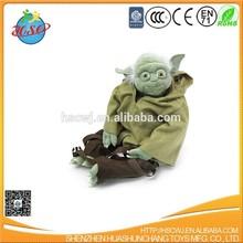 soft custom promotion doll plush figure toy