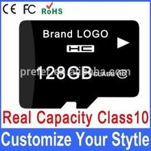 Mini SD Card with Real Full Capacity Class 10 Customized Brand Logo 16GB 32GB 64GB 256GB 1TB 512GB 128GB Mini SD Card
