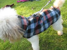 Customize Polar fleece warm sleeveless dog coats,pet t shirt