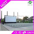 2015 chaude durable en plein air gonflables écran de projection arrière, écran de cinéma gonflable, écrans gonflables pour la vente