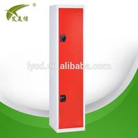 China good metal 2 door stainless steel locker