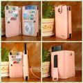 acessórios do telefone móvel celular flip carteira de couro capa bolsa de desenho para o iphone caso 6 forte megnetic cartão titular saco do telefone