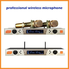 Wireless headset conference uhf pll wireless headset conference microphone