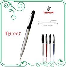 2 in 1 Stylish Metal Logo Pen