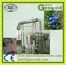 Juniper essential oil making machine / essential oil distillation equipment