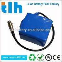 18650 12V 20Ah li-ion battery akku packs for Golf trolley