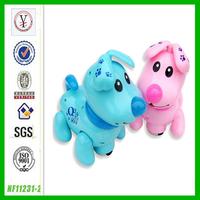 factory custom OEM/ODM small plastic dog figurines
