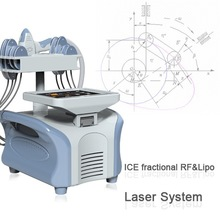 Cheapest price !!! face lifting and skin tightening thermagic RF machine