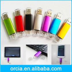 OTG usb flash drive 1gb 2gb 4gb 8gb 16gb 32gb 64gb For Smartphone Tablet Pc Thumb Pendrive Memory Stick
