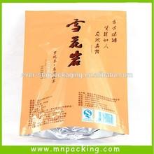Promotional New Design Zipper Instant Tea Tea Bag Milk Tea