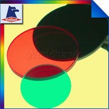 Round Colored Window