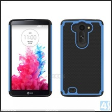 Ball pattern hard plastic case for LG G Vista, Shockproof pc silicon plastic case for LG G Vista D631