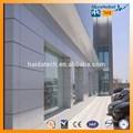 Fábrica suppy exterior pvdf painel composto de alumínio( acp)