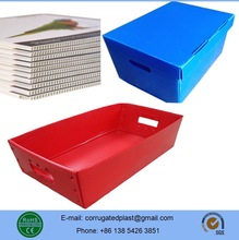Document and Self Storage warehouse Corrugated Plastic Hollow Box