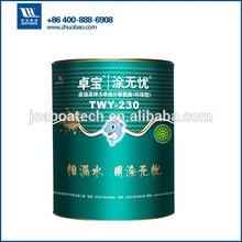 high density polyurethane waterproof wall material