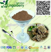 GMP and Organic Coriolus versicolor extract polysaccharide krestin 10%~50% PSK30%