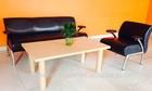 2014 Fashionable corrugate paper furniture cardboard table