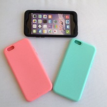 Silicone Case cover/phone holder for mobil phone