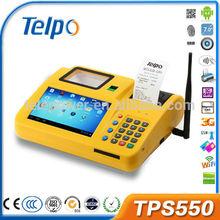 TELPO TPS550 All in One Terminal Dual SIM POS Restaurant Equipment