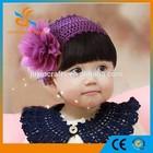 Wholesale China kids flower headbands elastic headbands for babies