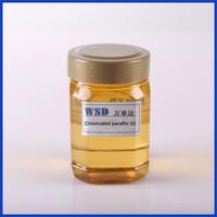 Plasticizer or flame retardant liquid Chlorinated paraffin