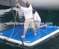 venta al por mayor de alta calidad inflable del pontón flotante para base dock