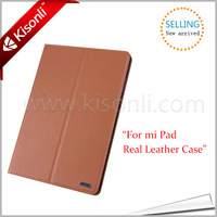 Deluxe Wallet PU Leather Case For iPad Air 2 With Cheap Pirce