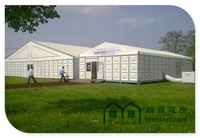 Movable Durable temporary storage buildings