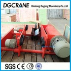 Monorail Wire Rope Electric Hoist Remote Control With Monorail Trolley