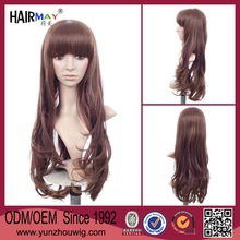 Adjustable silicone wig cap for brown hair wig
