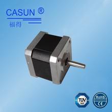 42mmx40mm hybrid nema17 stepper 1.2A 280mN.m small stepper motor for 3d printer ,CE/ROHS