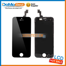 DoMo Best Mobile Phone Spare Parts Wholesale 100% Original quality lcd for iphone 5s lcd digitizer replacement