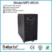 2015 new LCD 12v to 220v dc-ac power inverter
