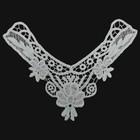 Beautiful Girls Embroidery Collar Design for Kurta