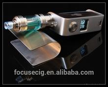 2015 best design very good function 3.5ml Focloud rebuildable vaporizer